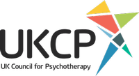 UKCP logo. Couples therapy, addiction, bereavement, eating disorders and anxiety counselling.